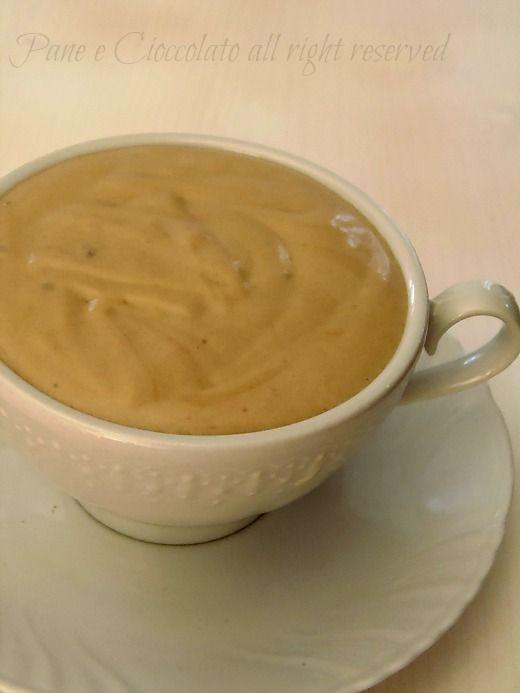 Crema al Cappuccino facile - Pane e CioccolatoPane e Cioccolato