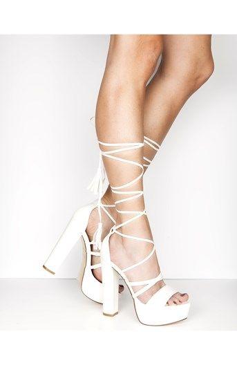 Cool Have2have Sandaletter Hvid fra Halens Have2have Sko til Outlet i lækker kvalitet