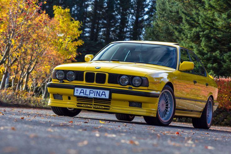 Шикарный, прокаченный Alpina BMW 5 Серии 89 года прямиком из Исландии  Множество интересных автомобилей, владельцев, событий мелькает на наших радарах, и все ждут момента, чтобы, при удаче, раскрыться всегда захватывающей историей. Поэтому, когда один из друзей Petrolicious