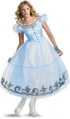 Alice in Wonderland Movie - Deluxe Alice Adult Costume_thumb.jpg
