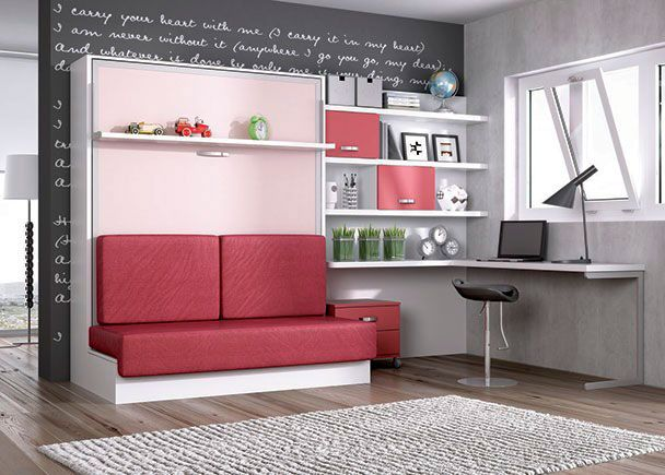 M s de 25 ideas incre bles sobre muebles convertibles en for Muebles morte