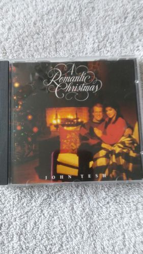 A Romantic Christmas by John Tesh - CD