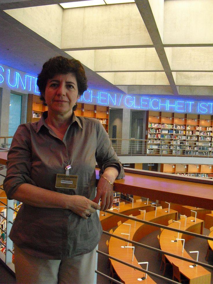 Biblioteca del Bundestag (Berlín) (2010)