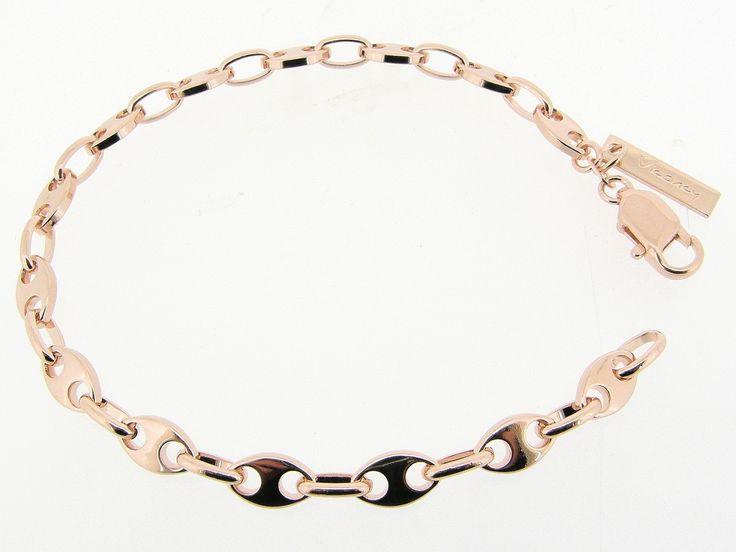 Rosé gouden armbandje