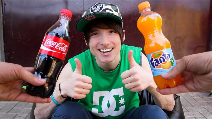 YouTuber Teaches us all to make Coca-Cola and Fanta Gummies!