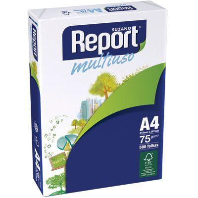 Report-Papel A4  Pacote com 500 folhas. Av. Marechal Carmona,395 Vila João Jorge Campinas-SP   Fones para contato: Loja (19)-2511-6037  Televendas (19)3237-1444.