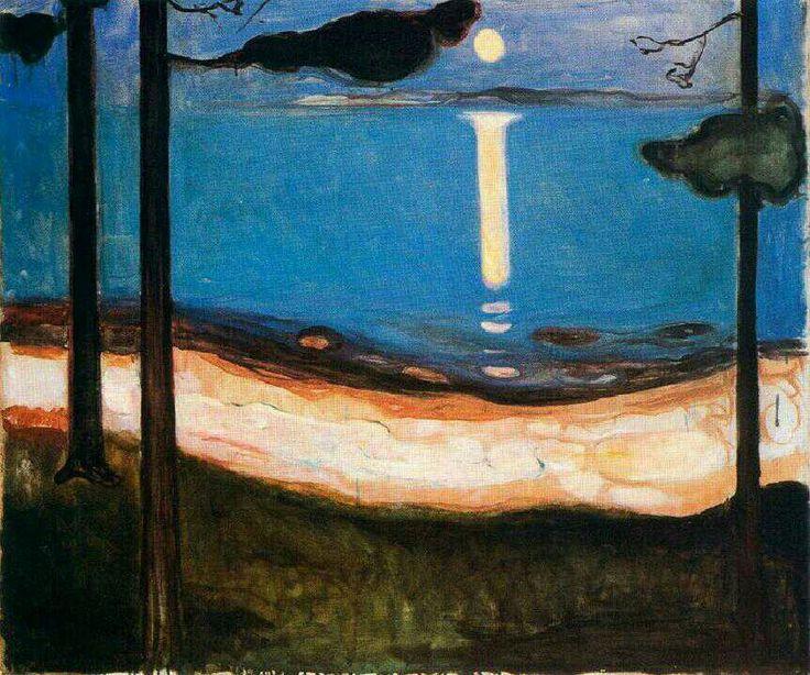 Edvard Munch.