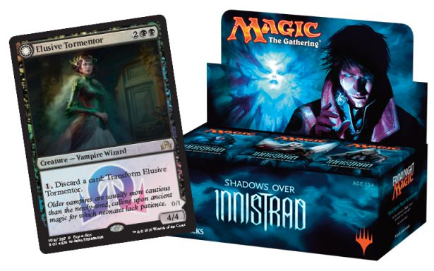 MTG: Shadows Over Innistrad Booster Box - PreOrder