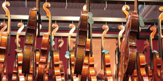 Cremona Musica 2016: dal violino tempestato di diamanti agli strumenti hi-tech