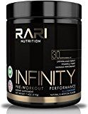 RARI Nutrition INFINITY Pre Workout Powder for Energy Focus and Performance (30 Servings)