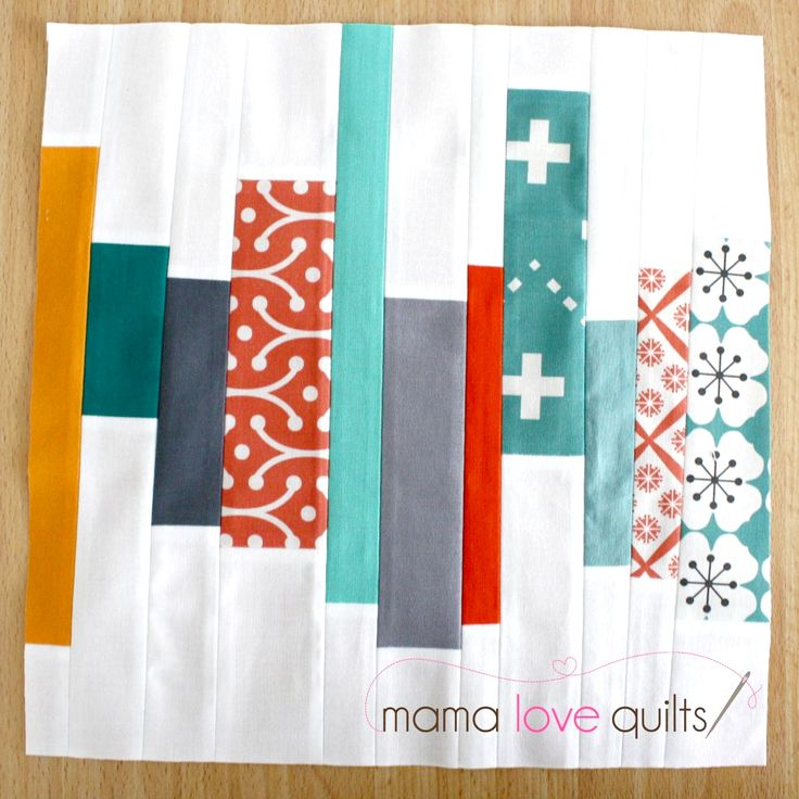 how to make photo quilt blocks