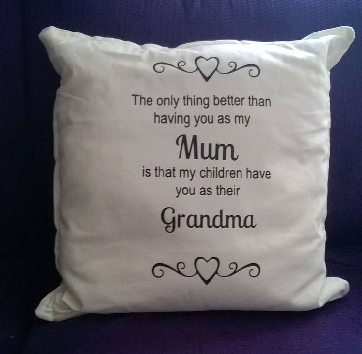 15 best gifts for family mum dad granny grandma nanny etc mum personalised cushion gift for nanny gift for grandma gift for nan negle Images