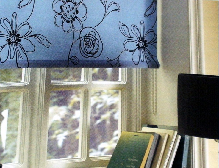 ROLLER BLINDS ARE BACK! Showcasing new patterns, we love this!Design Trends, Interiors Design Style, Interior Design Styles