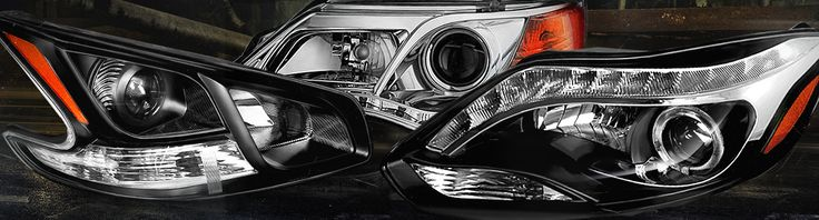 Chevy Traverse Aftermarket Headlights – CARiD.com