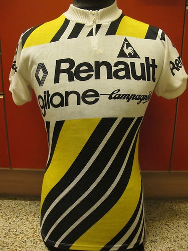 RENAULT ELF CYCLES GITANE 1980