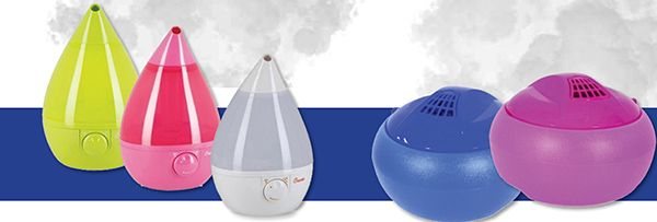 Learn what the difference between a humidifier and a vaporizer is and why we at Modern Kids Design love Crane's beautiful humidifiers and vaporizers!