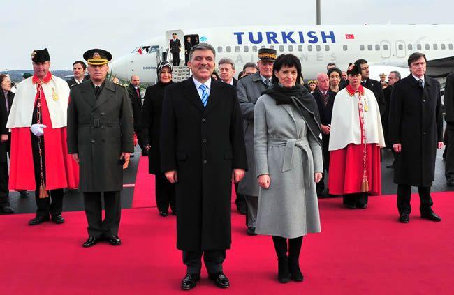 turkey abdullah gül | Cumhurbaşkanı Gül İsviçre'de – Visite du président turc ...