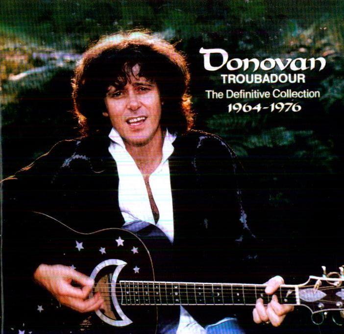 donovan definitive collection   DONOVAN - Troubadour-the Definitive Collection 1