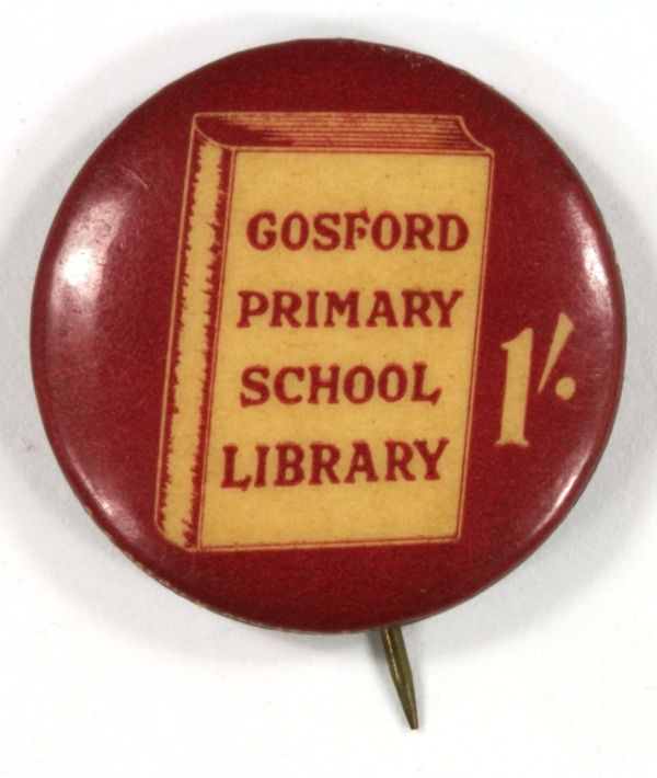 Gosford Primary School Library