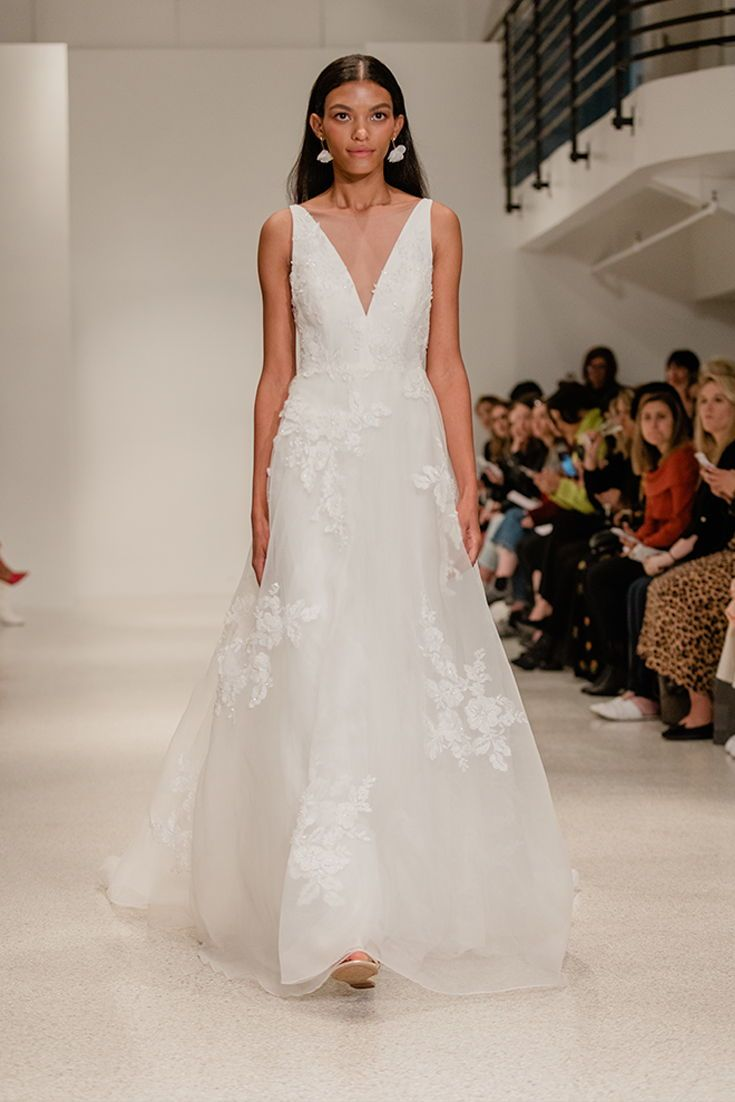 Jenny Yoo Miranda Wedding Dresses Lace Bridesmaid Dresses Wedding Dresses [ 1102 x 735 Pixel ]