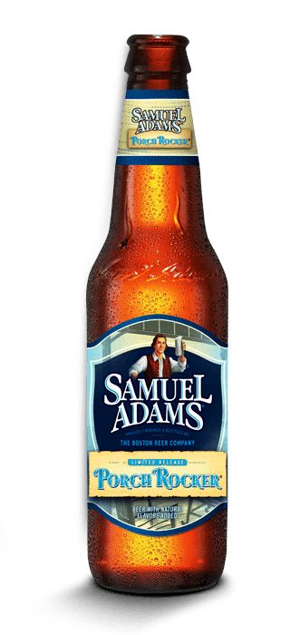 Samuel Adams Porch Rocker - thoroughly enjoyed this. Like an Arnold Palmer, but replace the tea with beer