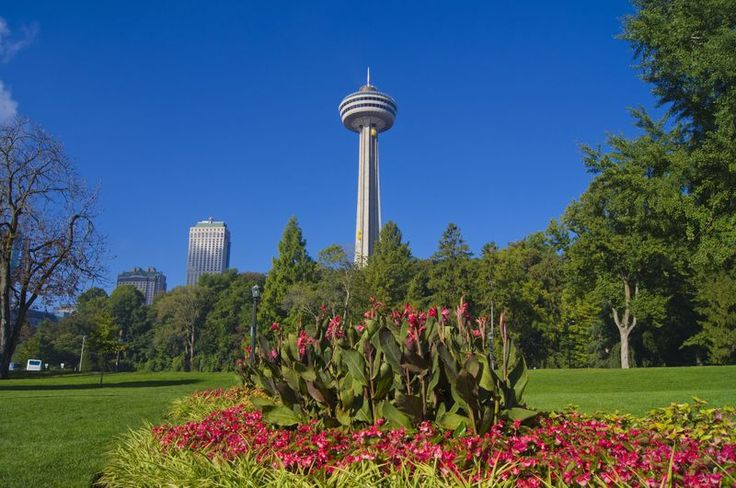 Niagara Falls Attractions include more than just the Falls. Museums, boat rides, and butterflies are also part of the fun.