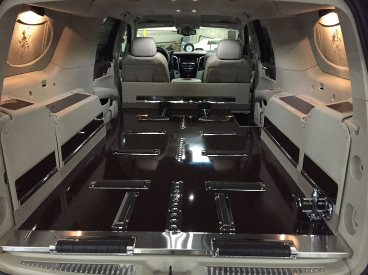 K2 Cadillac Escalade Hearse Conversion Business