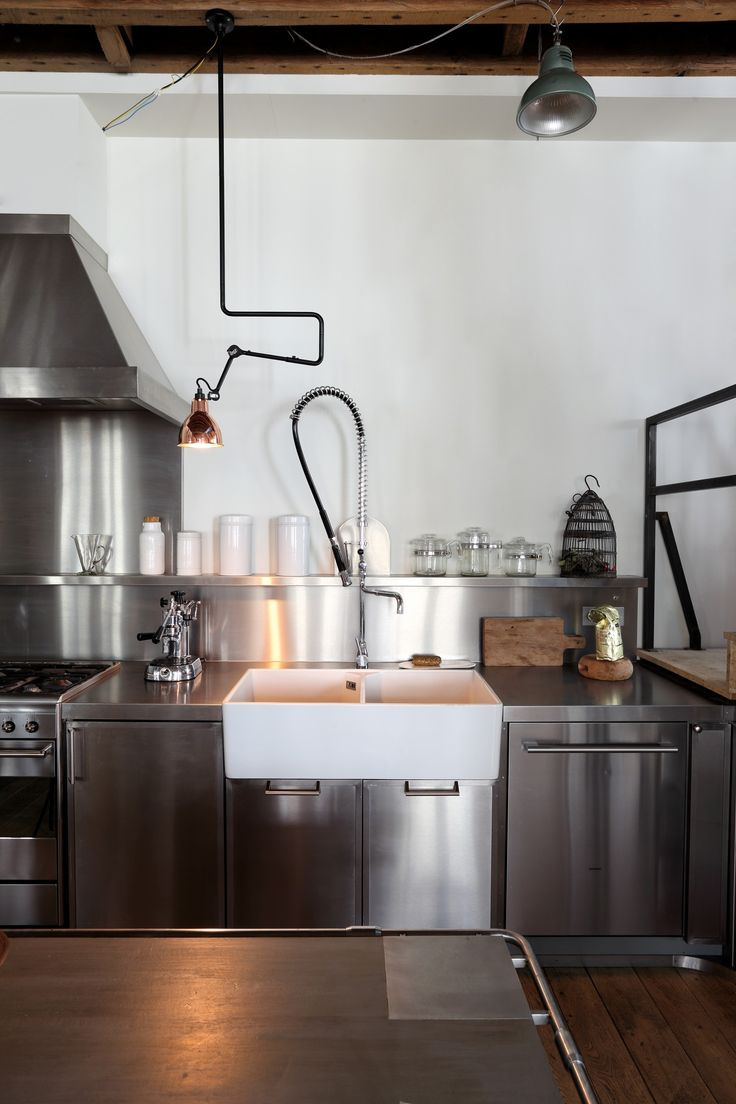 No312 | Lampegras.fr | Vintage Industrial Lighting | Kitchen Inspiration |  Loft Life |. Home Design ...