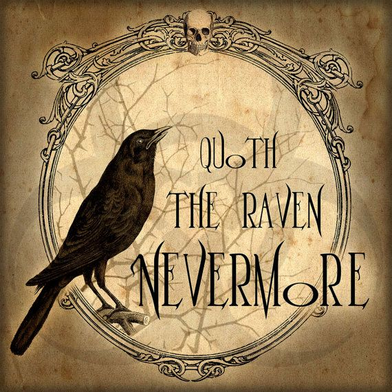 12 Best Quote The Raven Nevermore Images On Pinterest