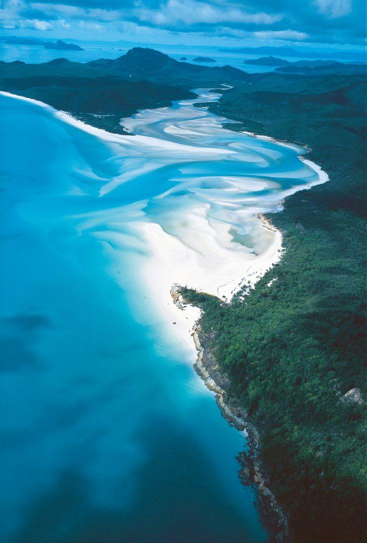 Whitsunday Islands National Park, #Whitsundays #worldparksday