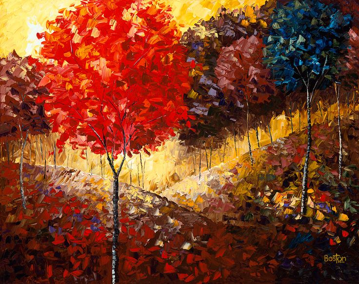 10 Best Images About Landscape Oil Paintings By Eric Boston On Pinterest Aspen Trees Oil Painting On Canvas And Autumn Trees