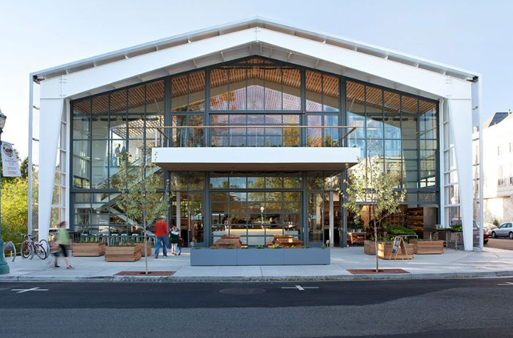 new place to visit in healdsburg! (shed building by jensen architects via remodelista)