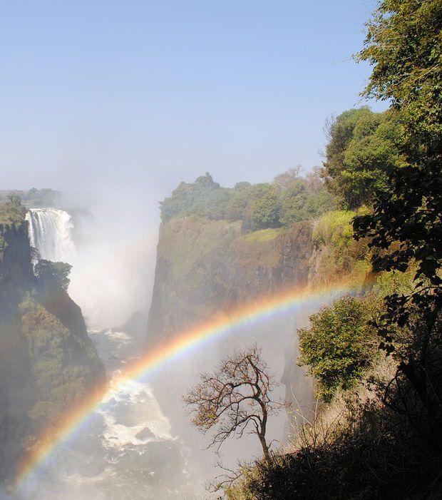Le Zimbabwe, centre névralgique de l'Afrique au coeur des chutes Victoria