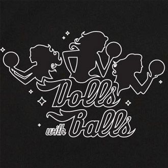 BowlingShirt.com - Dolls with Balls on Bowling Shirts