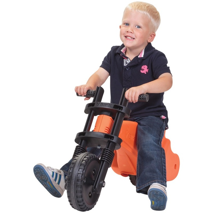 Tough balance bike designed to survive the roughest of tumbles. This bike not only looks great, but was designed from the ground up to be safe and stable - perfect for little ones who are learning.