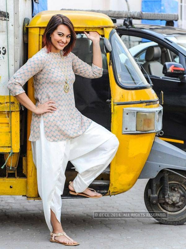 Sonakshi Sinha-Sonakshi Sinha's Portfolio Pics- The Times of India Photogallery