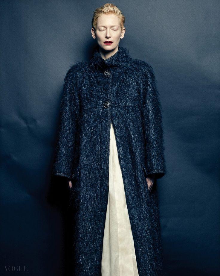Tilda Swinton Vogue Korea2015