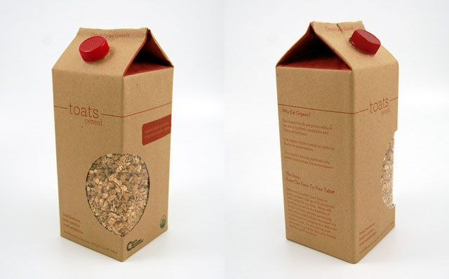 Toats Granola Cereal by Philip Belger