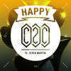 Listening to Happy feat. Derek Martin by C2C via Stereomood