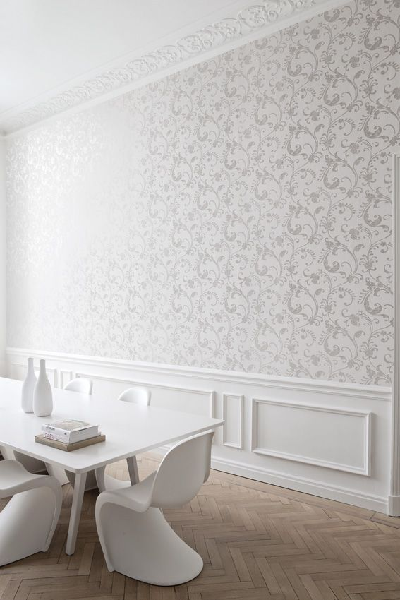 Kharat Collection - Fabric Wallpaper Australia / The Ivory Tower