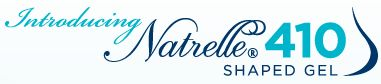 """The Natrelle® 410 Shaped Gel Breast Implant also known as the """"Gummy Bear Implant"""" An alternative to round breast implants    with a more natural shape."""