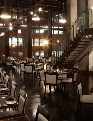 Epic Is A Gorgeously Decorated Upscale Restaurant In River North Serving Up Clic American Fare With Modern Twist Its Many Lev