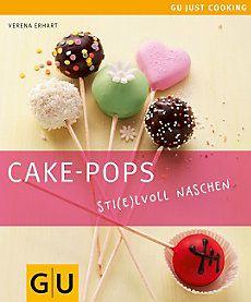 Cake-Pops Buch von Verena Erhart jetzt bei Weltbild.de bestellen