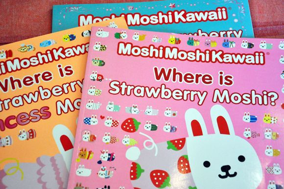 Cute, unique bunnies called Moshi in new, entertaining seek-and-find book: Libraries Ideas, Call Moshi, Birthday Bash, Crafts Ideas, Ems Business, Bash Decor, Moshi Kawaii, Seeking And Finding Book, Bunnies Call