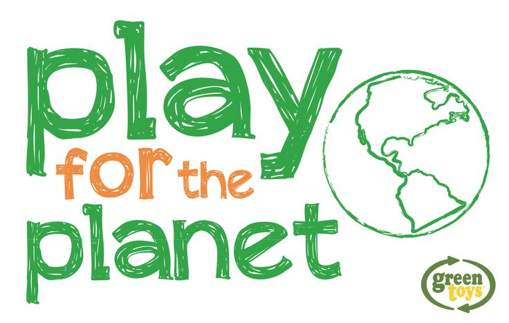 At Green Toys, we Play For the Planet.   We design classic toys re-imagined for today - made here in the USA with eco-friendly materials.  #playfortheplanet