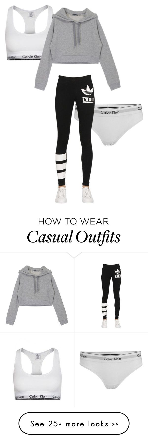"""""""casual"""" by alexandra-mo on Polyvore"""