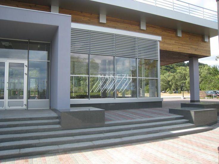 Sunshield (Саншилды) для частного, загородного дома: производство, изготовление, купить - MANEZH