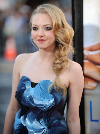 Amanda Seyfried: Idea, 10 Hairstyles, Hair Styles, Makeup, Messy Side Braids, Beauty, Hairstyles Hair, Amanda Seyfried