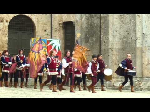 The colour, sounds, and sights of the San Cerbone Medieval Archery competition in Massa Marittima in Maremma Tuscany is not to be missed in May and August of each year.
