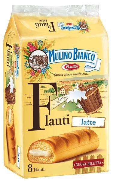 Mulino Bianco - Flauti Al Latte http://www.mulinobianco.it/